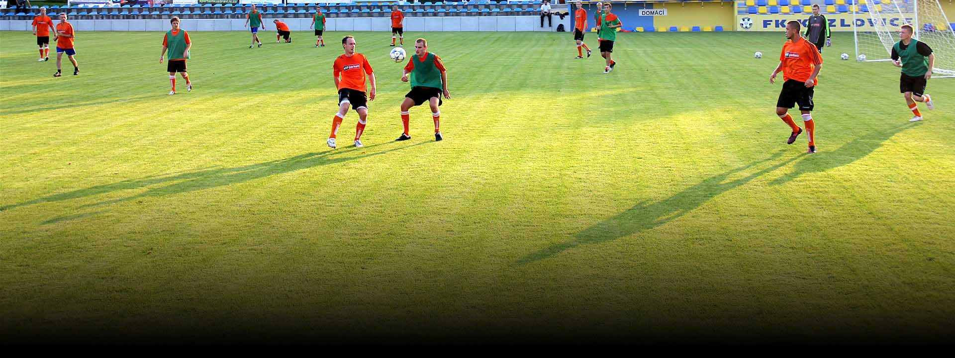 FK Kozlovice - Hranice